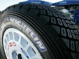 Michelin confirmé en WRC