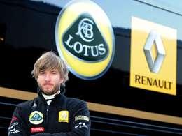 F1 : Nick Heidfeld attaque Lotus Renault en justice