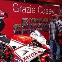 Moto GP - Ducati: A Milan Borgo Panigale a dit merci à Casey Stoner