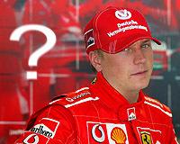 Formule 1: Raikkonen chez Ferrari pour cinq ans et 160 millions ?