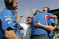 GP2 2008: iSport avec Senna et Chandhok