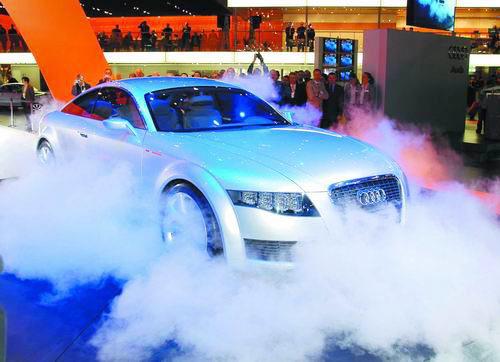 Audi dit oui à la Nuvolari