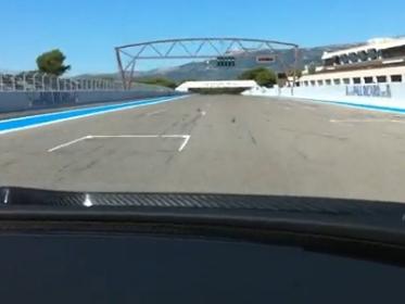 [Vidéo] Rouler en Bugatti Veyron Super Sport sur le Paul Ricard HTTT, et mourir