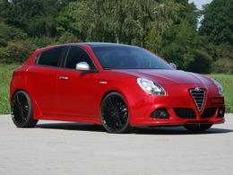 Novitec rend l'Alfa Romeo Giulietta plus pétillante