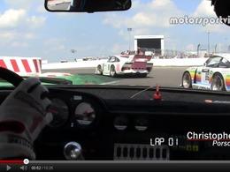 Old Timer Grand Prix - Porsche 934/5 vs Porsche 935 K3 : duel fratricide