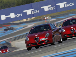Agenda : Alfa Romeo Experience Days, les 14 et 15 décembre au Paul Ricard