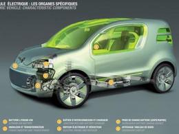 Mercedes utilisera la technologie électrique de Renault