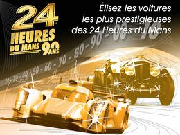 Elisez les voitures les plus prestigieuses de l'histoire des 24 Heures du Mans