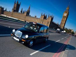 La palme du meilleur taxi revient encore aux Londoniens