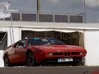 Photo du jour : BMW M1