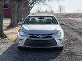 Toyota renouvelle la Camry pour le salon de New York