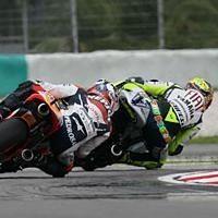 Moto GP - Pedrosa: Rossi ne le trouve pas assez agressif