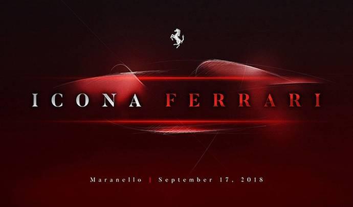 Ferrari annonce un nouveau modèle