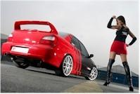 La Subaru STi par Cesam..