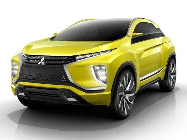 Mitsubishi : un crossover électrique au programme