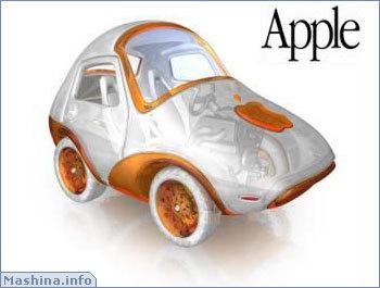 VW et Apple calent sur la i-Car