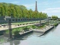 Actualité : ça y est, la rive gauche de Paris est fermée