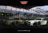 Donkervoort GT4: le coupé pour base