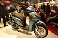 Salon de Milan 2010 En Direct : Honda SH 300I ABS