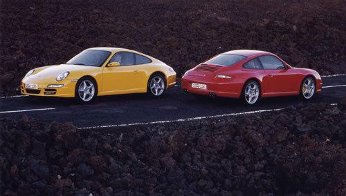 Porsche 911, évolutions sans révolution