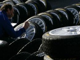 WRC - DMACK, manufacturier de pneus également retenu