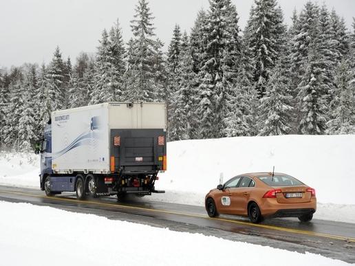 Volvo : objectif zéro tué, zéro blessé dans ses voitures à partir de 2020