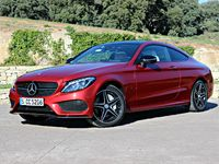 Essai vidéo - Mercedes Classe C Coupé : étoile filante