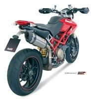 Mivv équipe l'Hypermotard de Ducati en Suono