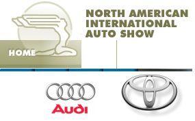 Détroit 2008: Toyota Venza, Audi TT-S et Audi R8 V10 Concept annoncés