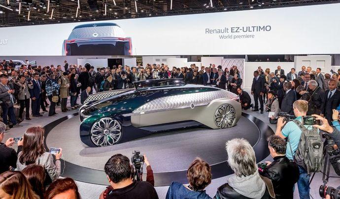 """Vers un Mondial de l'auto """"compact et qualitatif"""" (interview vidéo exclusive)"""
