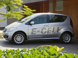Mondial de Paris 2010 : d'autres infos sur la Mercedes Classe A E-Cell !