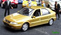 Miniature : 1/43ème - Citroën Xsara Exclusive