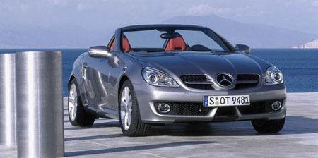 Mercedes SLK phase 2: c'est lui ! (MàJ photos et infos)