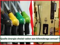 Essence, diesel ou énergie alternative : modèle par modèle, la meilleure version pour rouler moins cher