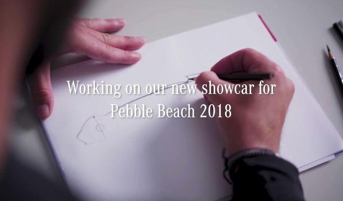 Pebble Beach 2018 : Mercedes annonce un showcar