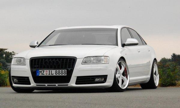 Audi S8 par Mariani : pour ceux qui veulent du son