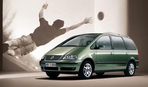 VW Sharan Cup : toujours plus d'équipements