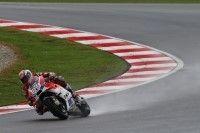 MotoGP - Sepang Qualifications : Dovizioso aimerait rester à l'eau