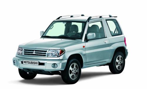 "Mitsubishi Pajero Pinin ""Magnesite"" : seulement 427 exemplaires"