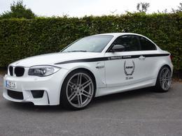 Manhart Racing se penche sur la BMW Serie 1 M
