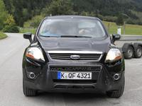 Spyshot : restylage pour le Ford Kuga