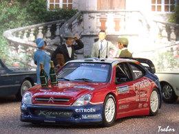 1/43ème - CITROËN Xsara WRC