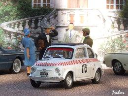 1/43ème - FIAT 500TV GIANNINI