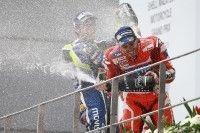 MotoGP - Sepang Course : Titre pour Zarco Victoire pour Dovizioso exploit de Bagnaia