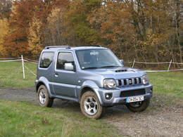 voiture occasion 4x4 suzuki jimny brown. Black Bedroom Furniture Sets. Home Design Ideas