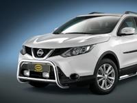 Cobra s'attaque au nouveau Nissan Qashqai