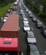 Région flamande : les autoroutes de plus en plus fréquentées