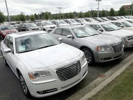Le marché automobile américain au beau fixe en novembre grâce à l'ouragan Sandy