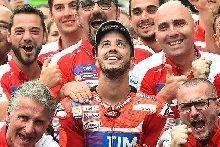 MotoGP - Sepang Course : Dovizioso sept ans après