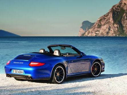 Mondial de Paris 2010 : la Porsche 911 GTS en vidéo